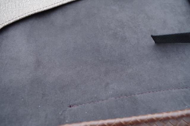 ラシーン専用ボンネットカバーの写真