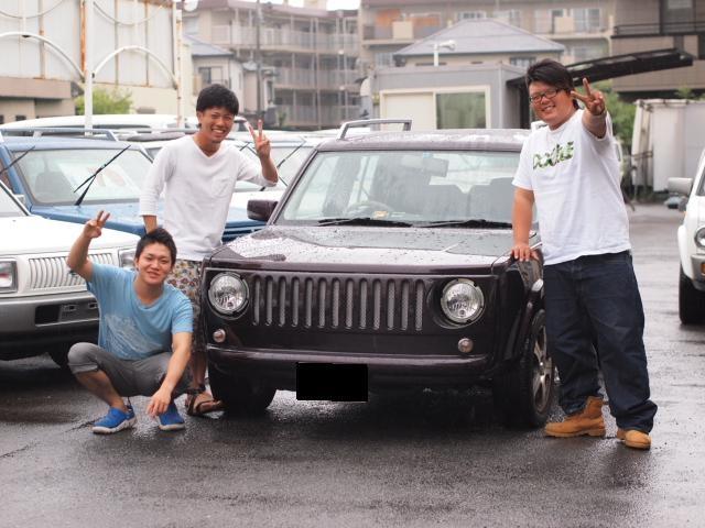 ラシーン納車記念撮影 滋賀県K様